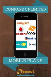 compare unlimited mobile plans
