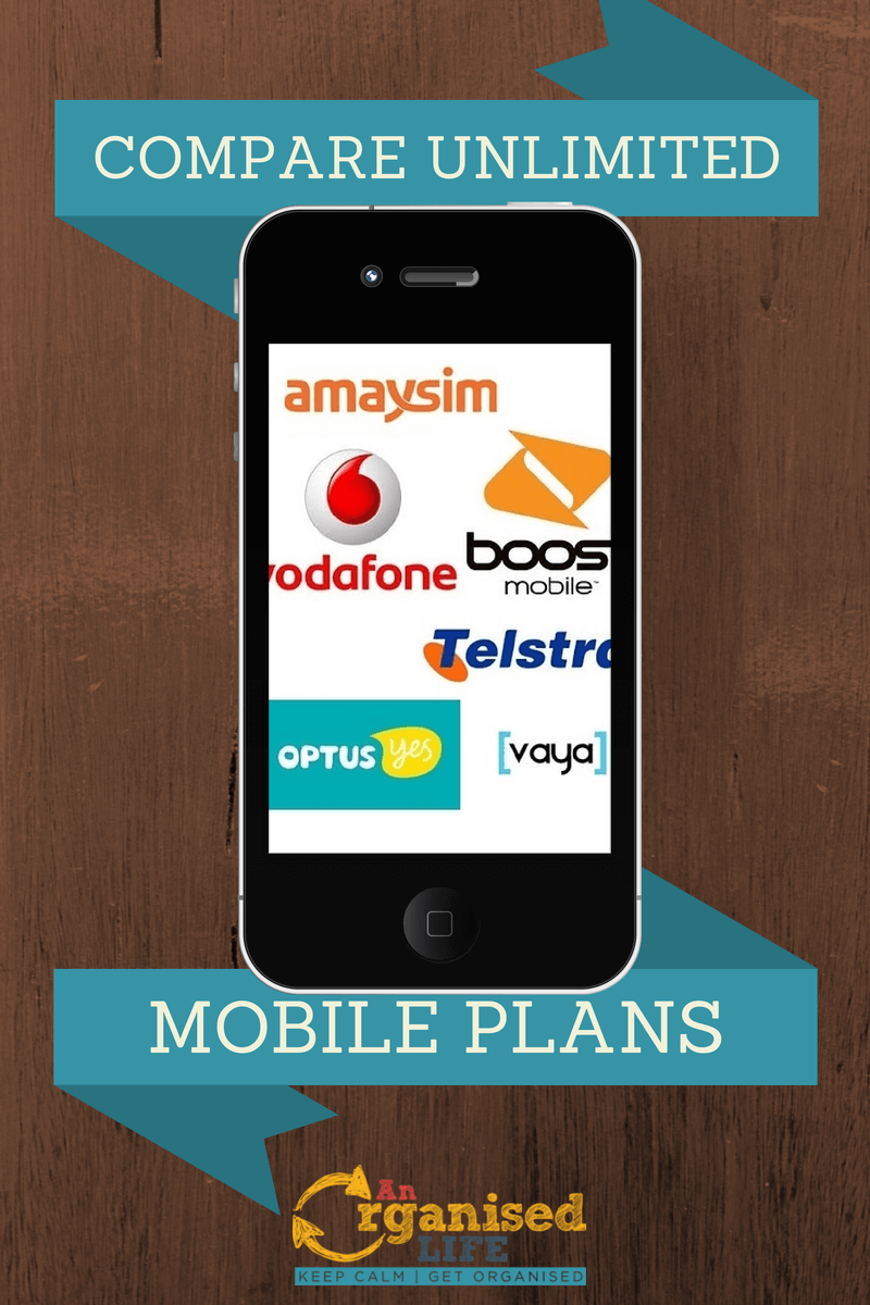 {Budgeting} Compare Unlimited Mobile Plans: What is the best deal?