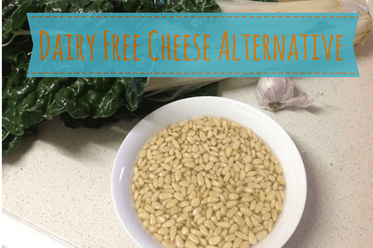 {Recipe} Dairy Free Cheese Alternative
