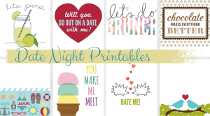 Date Night Printables
