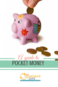 A GUIDE TO POCKET MONEY