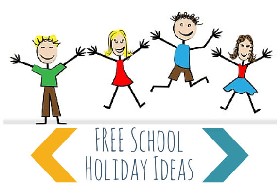 5 Free School Holiday Activities