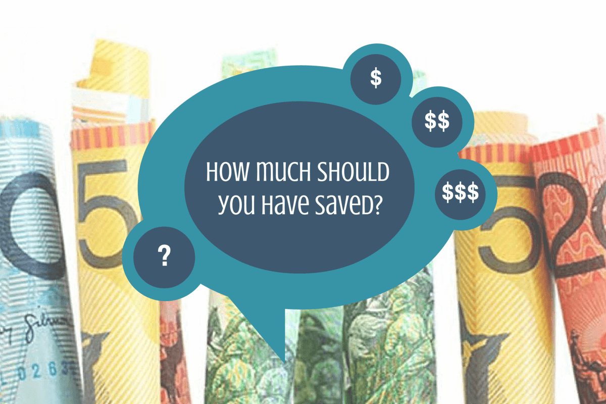 How much should you have saved?