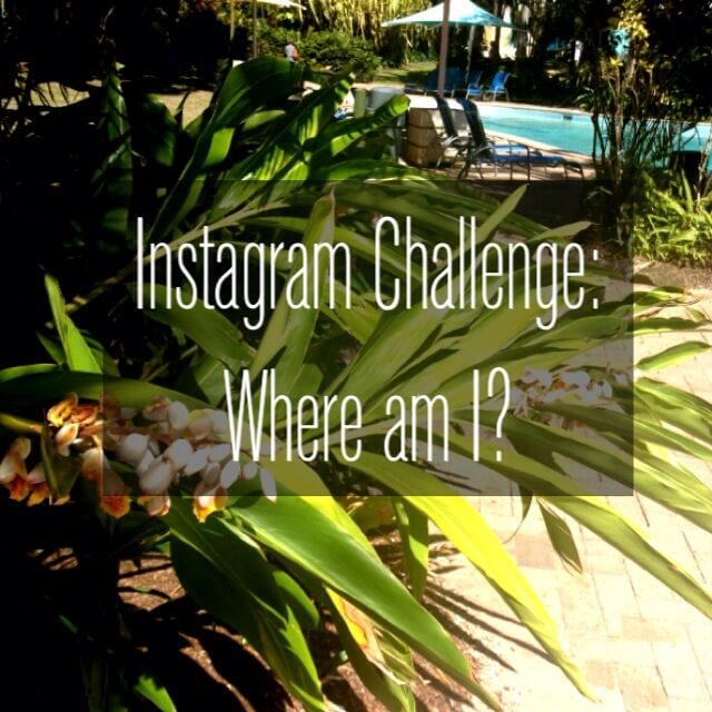 Instagram Challenge: Where am I?