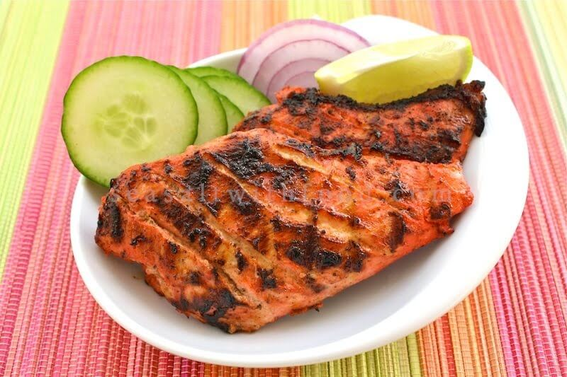 {Recipe} Easy Tandoori Chicken