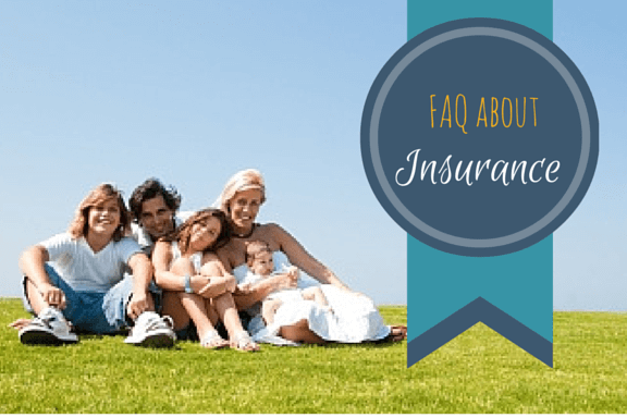 Frequently asked questions about insurance