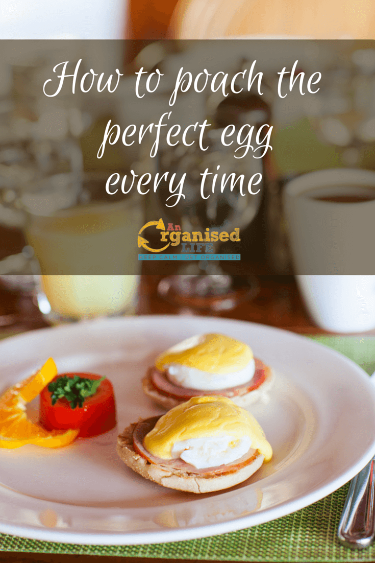How to poach the perfect egg every time | Keep Calm Get ...