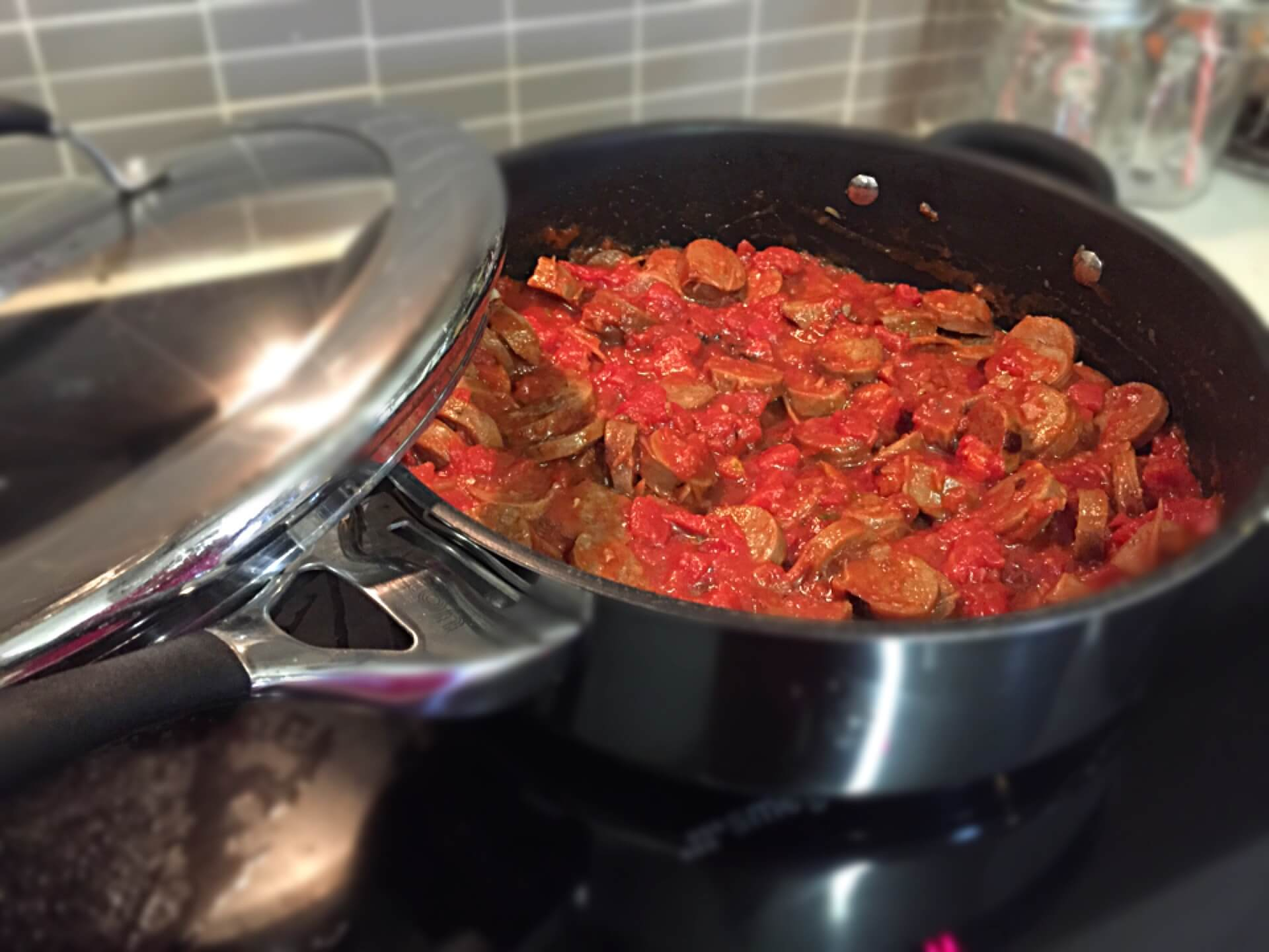 Easy Sausage Casserole Recipe