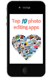 top 10 photo editing apps
