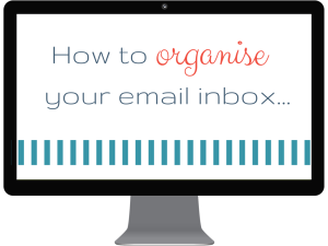 How to organise your email inbox