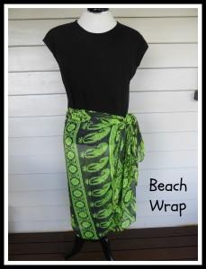 Beach Wrap