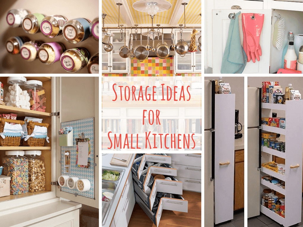 great storage ideas for small kitchens keep calm get