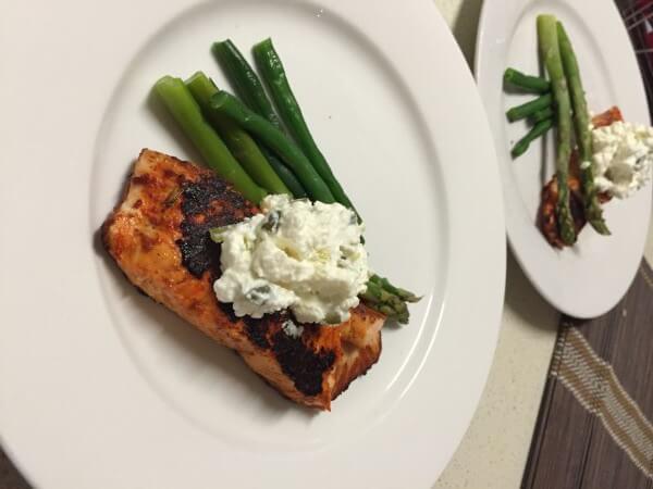 Easy Tandoori Salmon Recipe