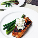 easy salmon tandoori