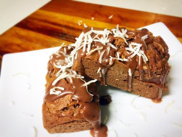Chocolate & Coconut Muffin Recipe