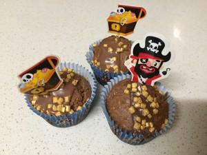 pirate muffins