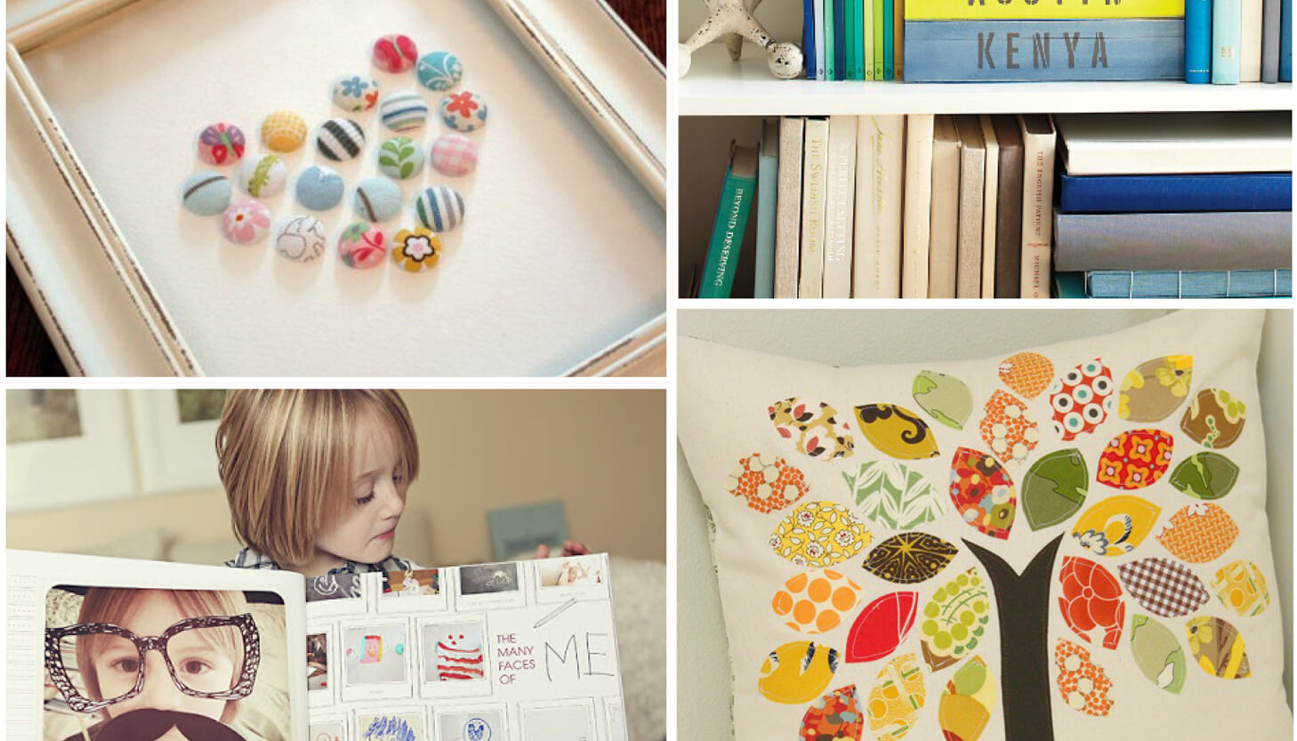 How to store, display and repurpose sentimental keepsakes