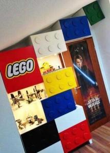 Lego Storage Ideas - lego bookcase
