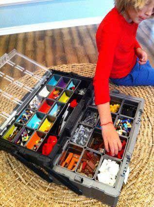 Lego storage ideas the ultimate lego organisation guide - Boite de rangement pour lego ...