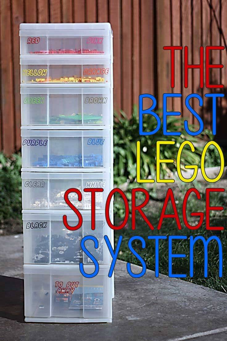 Lego Storage Ideas The Ultimate Lego Organisation Guide