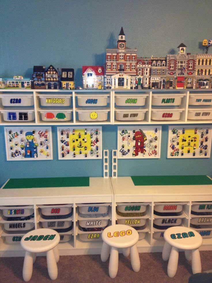 lego eg lego tubs & Lego Storage Ideas: The Ultimate Lego Organisation Guide