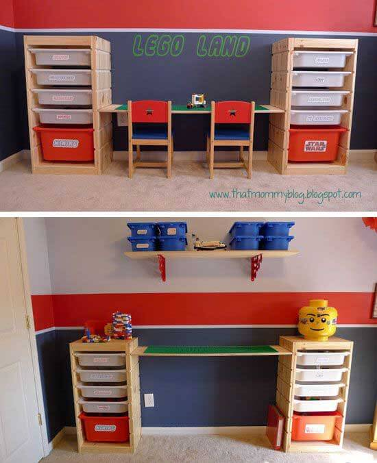 lego storage ideas the ultimate lego organisation guide. Black Bedroom Furniture Sets. Home Design Ideas