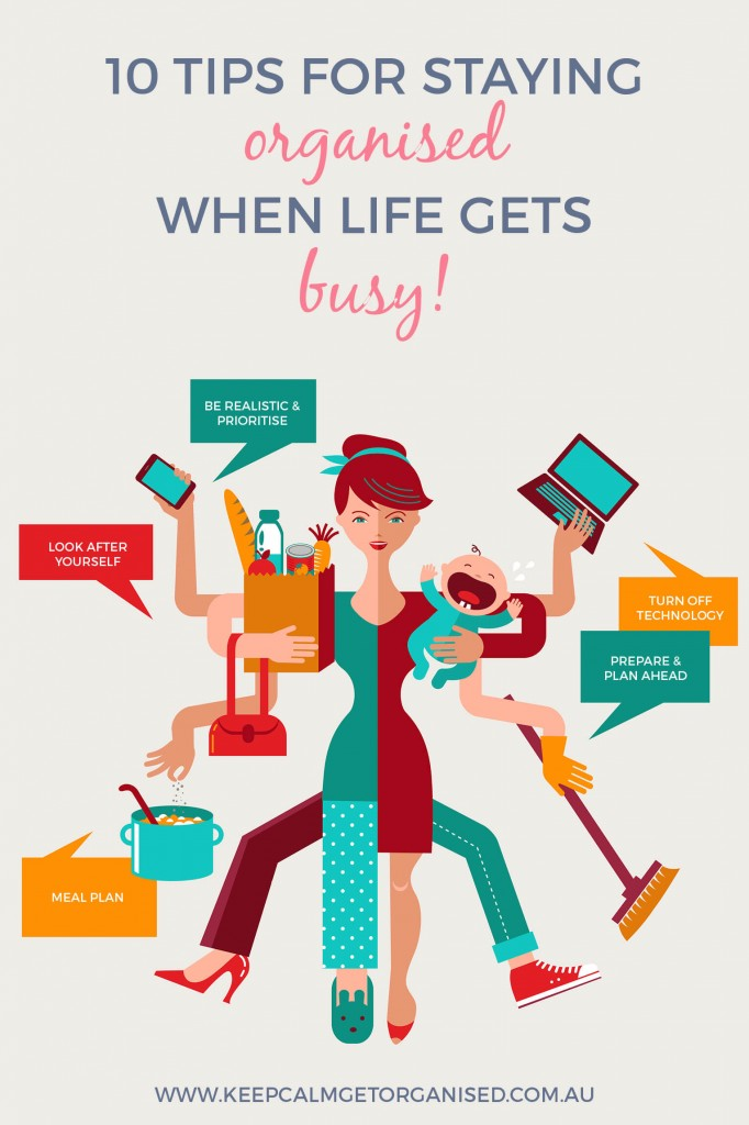 How to Have a More Organised Life (Teens)