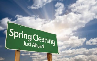 Spring Cleaning Challenge: Day 1