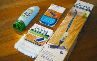 Bona Hardwood Floor Cleaner Review: Is The Bona Spray Mop Any Good?