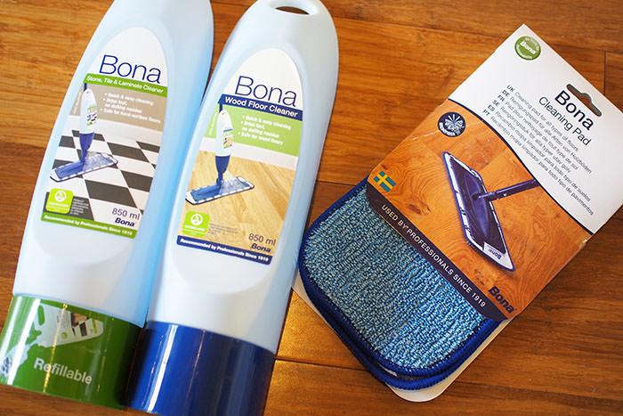 bona floor cleaners