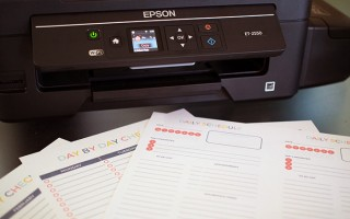 Who'd like 2 YEARS of printing per ink refill? Epson EcoTank ET-2550 printer review