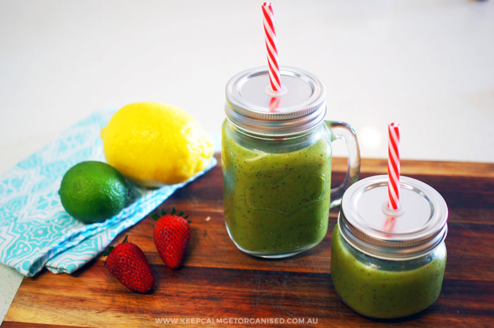 green smoothie recipes for kids