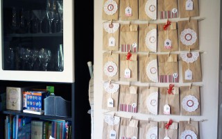 Cute Christmas Advent Calendar