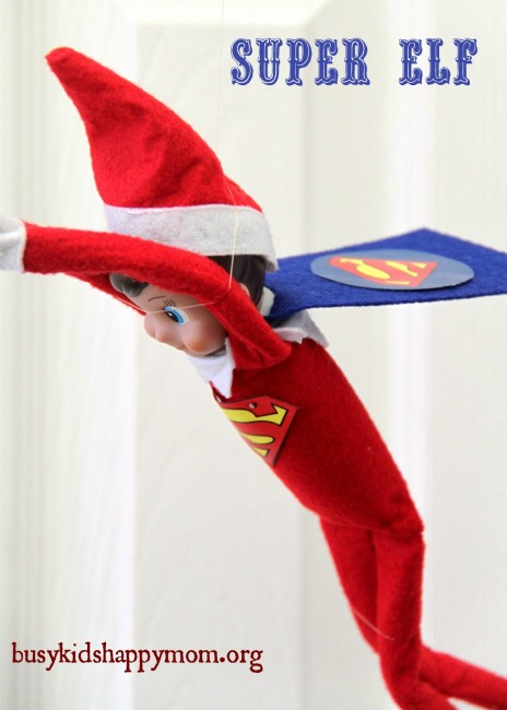 It's Super elf!