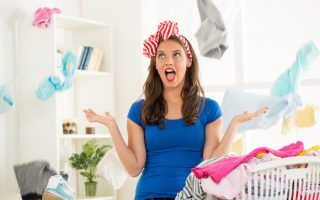 Creating A Laundry Routine That Works