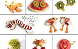 Crunch & Sip Ideas