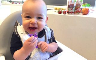 6 Secrets To Stress Free Baby Food