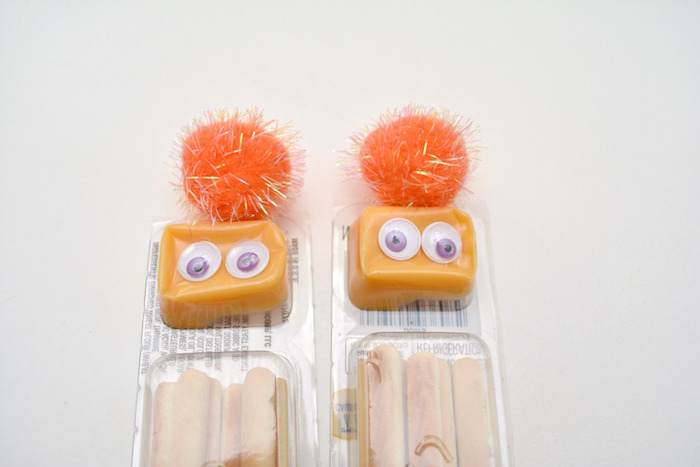 Halloween snack ideas lunchbox monsters 2