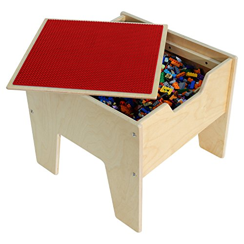 Nice The Only Disadvantage Is You Need To Remove The Top To Access The Lego  Storage Which Can Be A Bit Impractical But If You Are Looking For A Lego  Table With ...